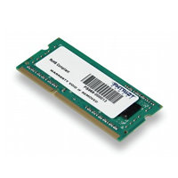 Patriot SO-DIMM DDR3 4GB, EP PC3-10666 1333MHz CL9