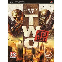Army of Two: The 40th Day (PSP) CZ