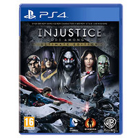Ostatní Playstation 4 - Injustice: Gods Among Us Ultimate Edition (GOTY) (428328) 428328