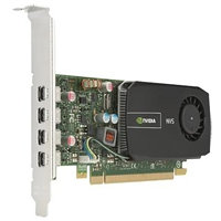 HP nVidia NVS 510 2GB DDR3 PCIe x16 Card + Low Profile Bracket