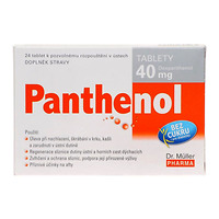 Panthenol tablety 40mg tbl.24 2322569
