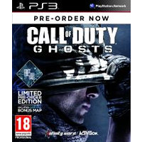 Call of Duty: Ghosts (Limitovaná edice) (PS3) CZ