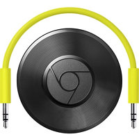 Google Chromecast Audio Black