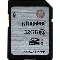 Kingston SDHC 32GB (UHS-1) 45MB/s (SD10VG2/32GB)
