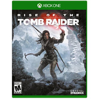 Square Enix Rise of the Tomb Raider / Xbox One