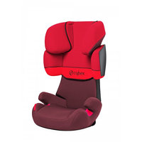 Cybex Solution X 2016, Rumba Red