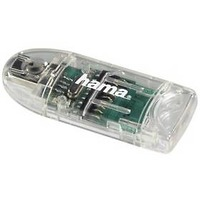 Hama 8v1, transparent (91092) 91092
