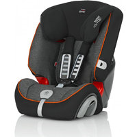 Britax EVOLVA 123 PLUS 2016, Black Marble