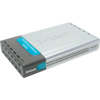 D-Link Express EtherNetwork Desktop Switch 8x10/100