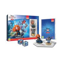 Disney Infinity 2.0 Toy Box Combo Pack (Starter) (PS3) EU