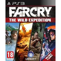 Ubisoft PS3 Far Cry: The Wild Expedition Compilation (USP30129) USP30129