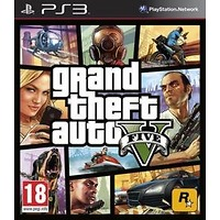 RockStar PS3 Grand Theft Auto V (PS3 GTA V) PS3 GTA V