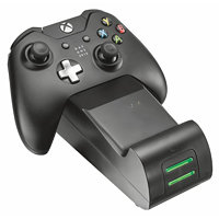 Trust GXT 247 Xbox One duo charging dock (20406)