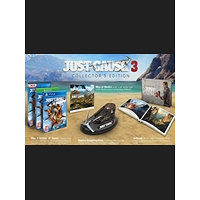 Just Cause 3: Collectors Edition CZ
