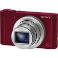 Sony DSC-WX500 Red