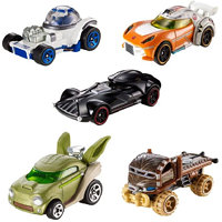 Hot Wheels Star Wars autíčko