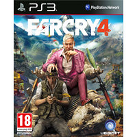 Ubisoft Far Cry 4 / PS3