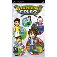 Sony PSP Everybody´s Golf 2 (Essentials) SONEVERYBSGOLF2