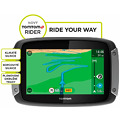 TomTom Rider 40 CE pro motocykly, LIFETIME mapy