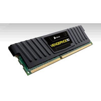CORSAIR 8GB=2x4GB DDR3L 1600MHz VENGEANCE LP BLACK LOW PROFILE PC3-12800 CL9-9-9-24 1.35V (kit 8GB= 2ks 4096MB s chladič