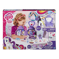CMM Rarity Boutique My Little Pony