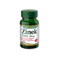 Nature's Bounty Zinek FORTE 25mg tbl.100 2285345