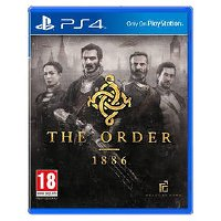 Sony PlayStation 4 The Order: 1886 (PS719284994) PS719284994