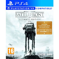 EA Games Star Wars: Battlefront Ultimate Edition / PS4
