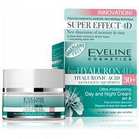 EVELINE BIO Hyaluron 4D day+night cream 30+ - 50ml 002696723