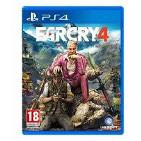 Ubisoft PlaySttaion 4 Far Cry 4 (USP4020200) USP4020200