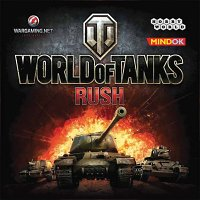 Hra Mindok World of Tanks - Rush