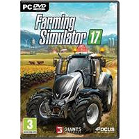 Hra GIANTS software PC Farming Simulator 17