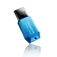 A-Data DashDrive UV100 16GB USB 2.0 slim (AUV100-16G-RBL) modrý AUV100-16G-RBL
