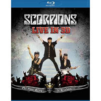 Scorpions - Get Your Sting And Blackout Live 2011 in 3D