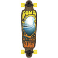 Longboard DUSTERS - Soul Rider Bamboo (BAMBOO) velikost: 38 10531015 S13 BAMBOO_38