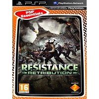Resistance: Retribution (PSP) CZ