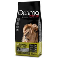 Optima nova Cat Hairball 2kg