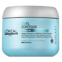 Loreal Professionnel Hydratační maska pro kudrnaté vlasy Curl Contour (HydraCell Nourishing And Enhancing Masque For Curly Hair) 200 ml