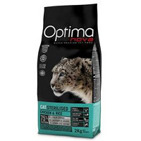 Optima nova Cat Sterilised 2kg