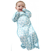 LOVE TO DREAM Swaddle Up Lite Bamboo, 6-8,5 kg - Ocean
