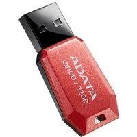 Flash USB A-Data DashDrive UV100 32GB USB 2.0 - červený ADTAUV10032GRRD