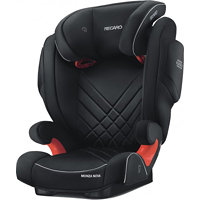 RECARO Monza Nova 2 2017, Performance Black