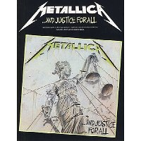 MS Metallica, And Justice For All TAB