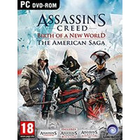 Assassins Creed - American Saga CZ