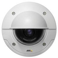 AXIS P3364-VE 6MM, 2.5-6 mm lens, PoE, SD/SDHC, PTZ, WDR, Outdoor IP66, Vandal resistant, HDTV 720p / 1 MP