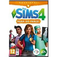 Eaget Hra EA PC THE SIMS 4: Hurá do práce!