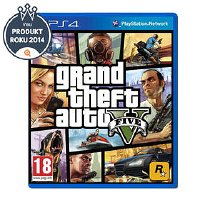 RockStar PlayStation 4 Grand Theft Auto V (428391) 428391
