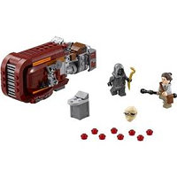 Lego Star Wars 75099 Rey´s Speeder