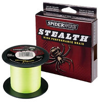 Spiderwire Stealth Yellow 1m 1115240|0
