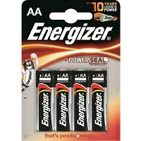 Energizer baterie AA LR6 1,5V 4 kusy
